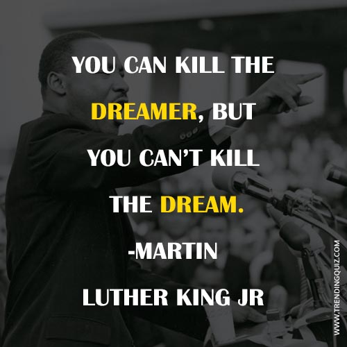 Martin Luther King Motivational Quotes 1