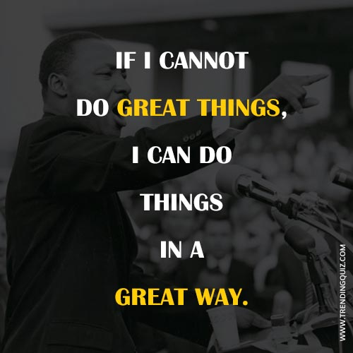 Martin Luther King Motivational Quotes 2