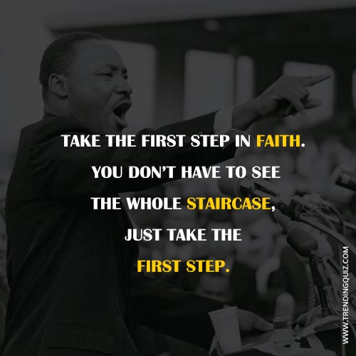 Martin Luther King Motivational Quotes 9